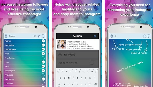 Tag O'matic best Instagram hashtag tools