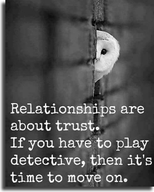 Learn to end a relationship