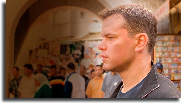 The Bourne Ultimatum best Netflix spy movies