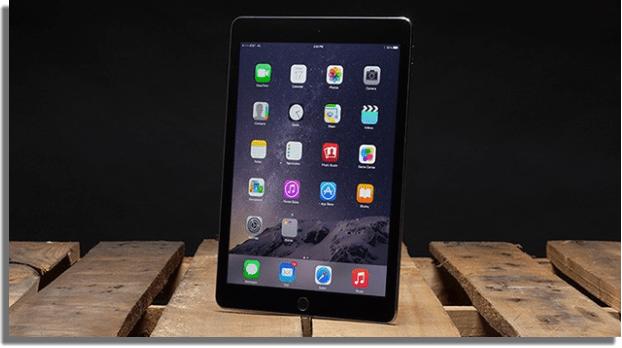 Comprar un iPad