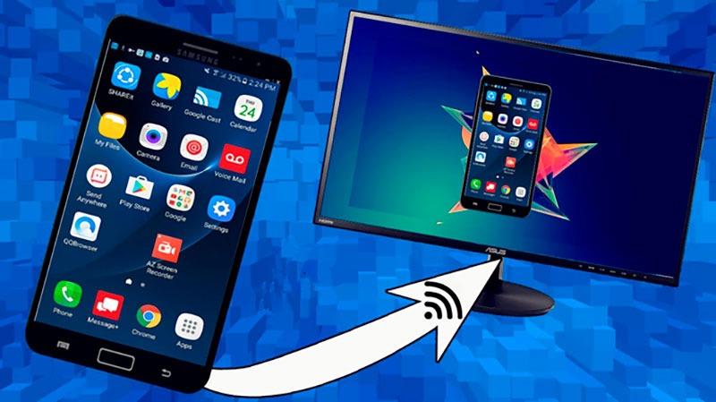 Cómo duplicar la pantalla del teléfono en la PC