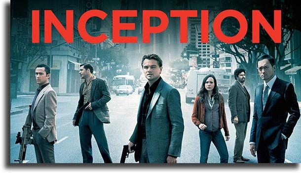 Inception best Netflix spy movies