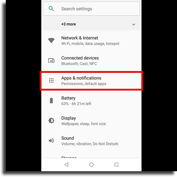 apps and notifications download apps outside Google Play