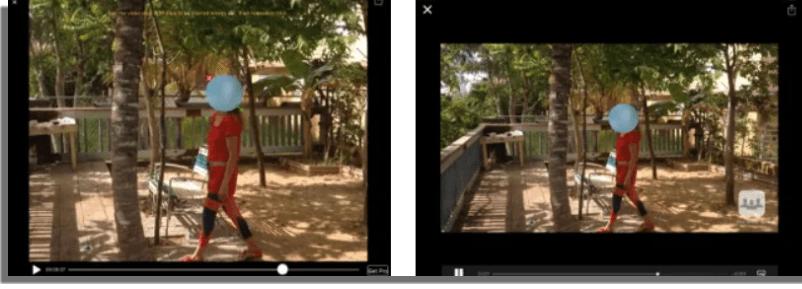 Blur Video Spot desenfocar video