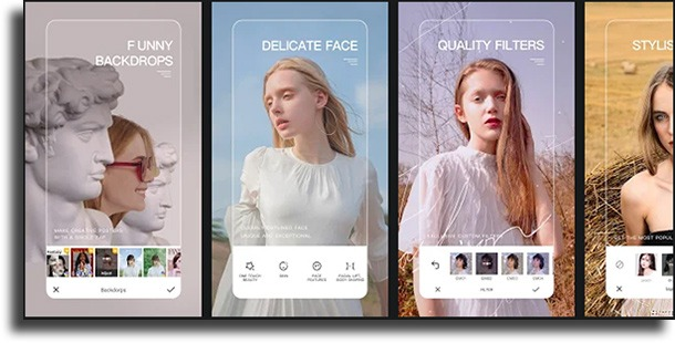 Camera360 apps to improve Android pictures