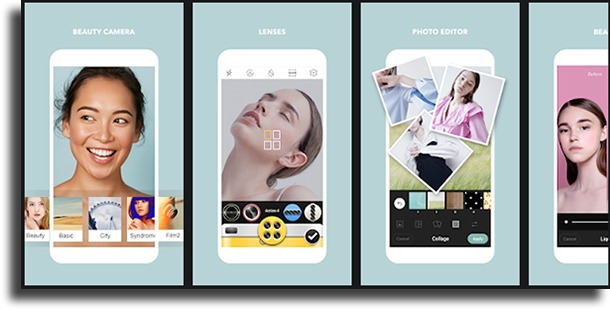 Cymera apps to improve Android pictures