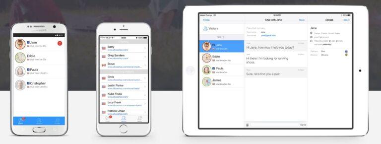 LiveChat best live chat for websites