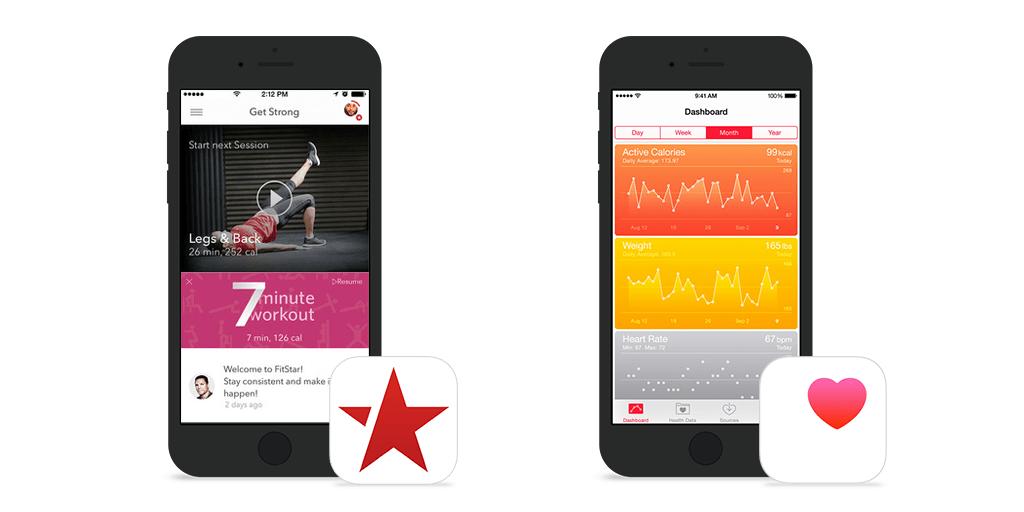 FitStar best fitness apps