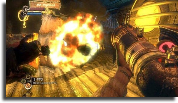 BioShock juegos de un solo jugador para PC o Mac