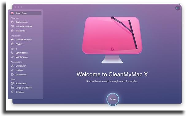 CleanMyMac best MacBook Pro apps