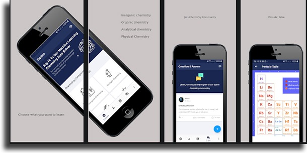 Complete Chemistry best study apps