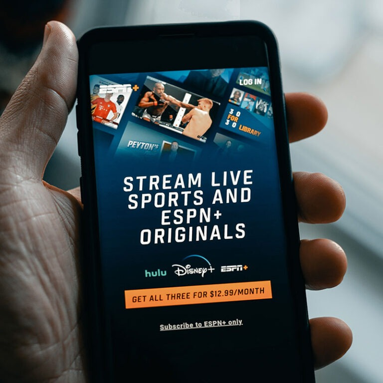 Legal online live TV streaming – The best apps and websites!