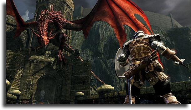 Dark Souls: Remastered best single-player games