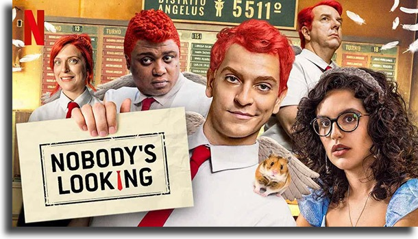 Nobody's Looking best Brazilian shows on Netflix