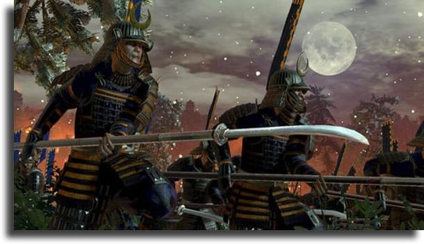 Total War: Shogun 2 juegos de un solo jugador para PC o Mac