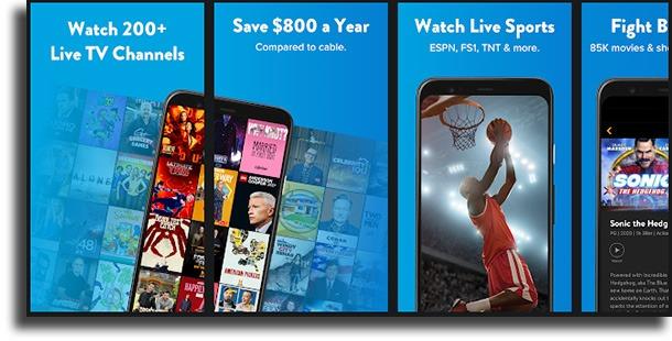 Sling TV legal online live TV streaming