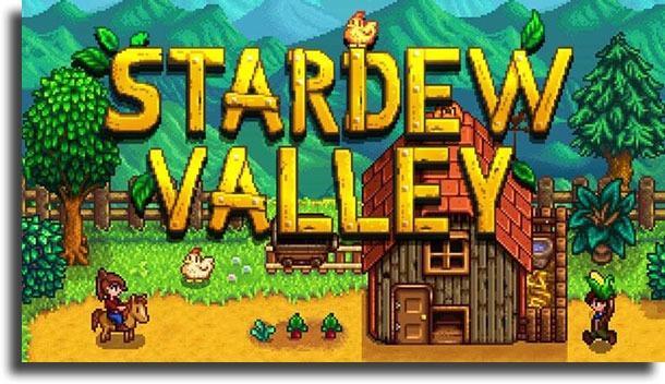 Stardew Valley mejores juegos que puedes jugar en tu laptop