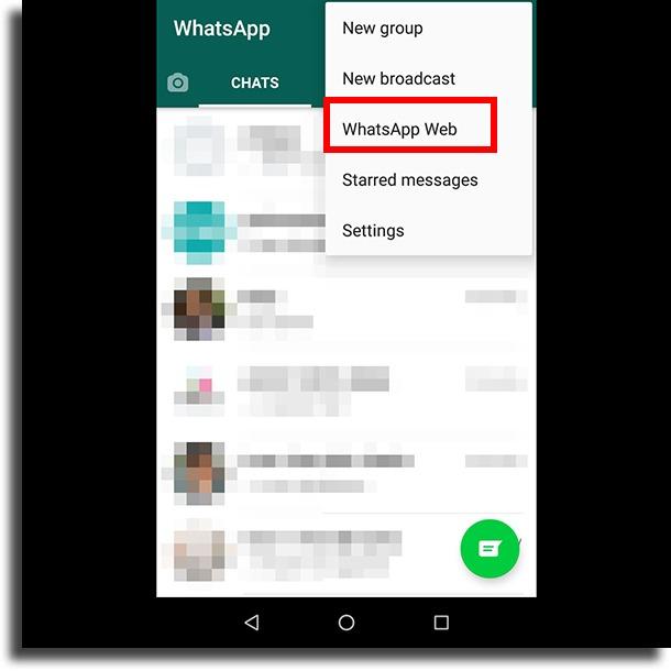 whatsapp web WhatsApp hacked