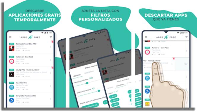AppsFree descargar aplicaciones de pago gratis