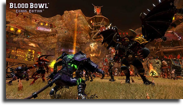 Blood Bowl best strategy games on pc