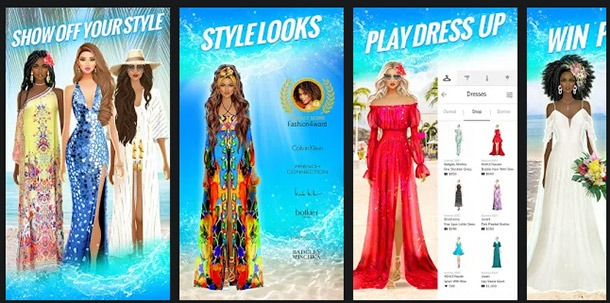Covet Fashion best dress up games