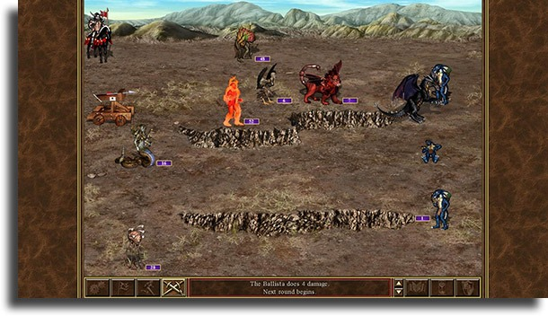 Heroes of Might and Magic III best strategy games on pc