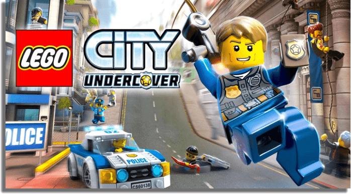 Lego City: Undercover Remastered juegos cooperativos