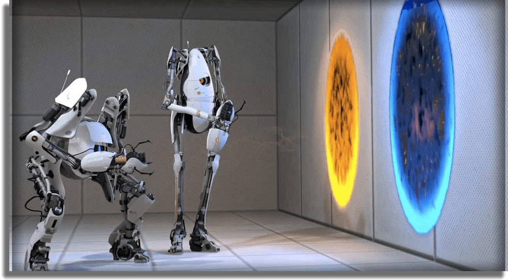 Portal 2 juegos cooperativos