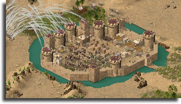 Stronghold: Crusader HD best strategy games on pc