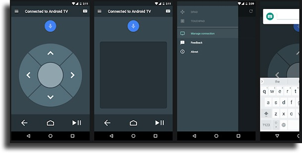Android TV Remote best Android remote apps