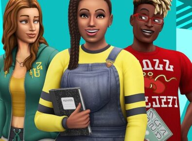 cover The Sims 4: Discover University