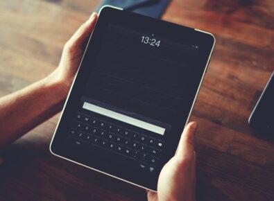 cover fix a slow iPad