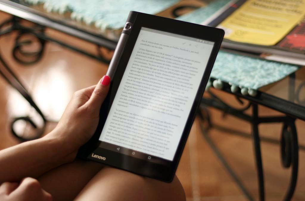 20 mejores aplicaciones para descargar y leer libros