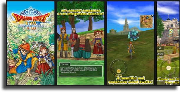 Dragon Quest franchise