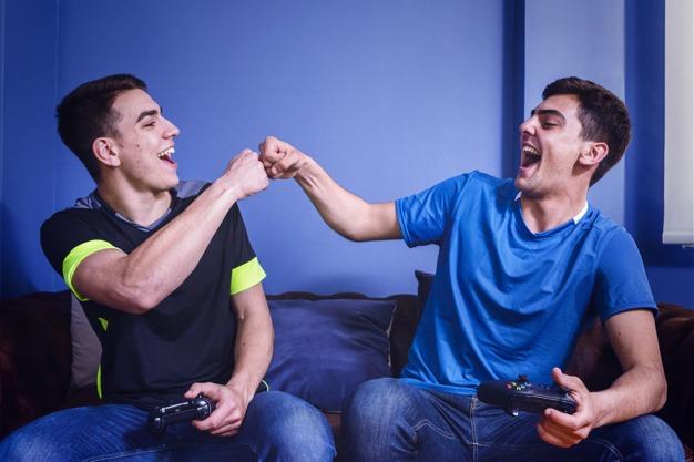 15 juegos cooperativos para jugar con tus amigos