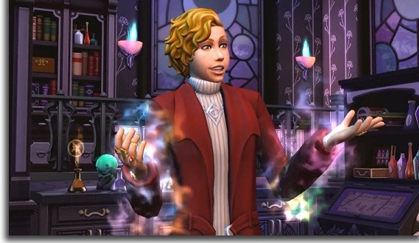 Potions The Sims 4 Realm of Magic