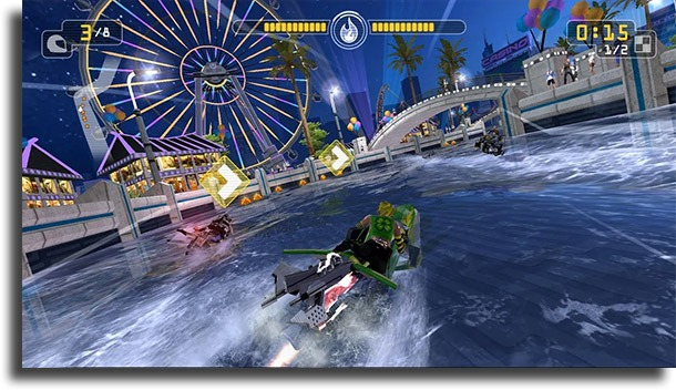 Riptide GP: Renegade best competitive Android games
