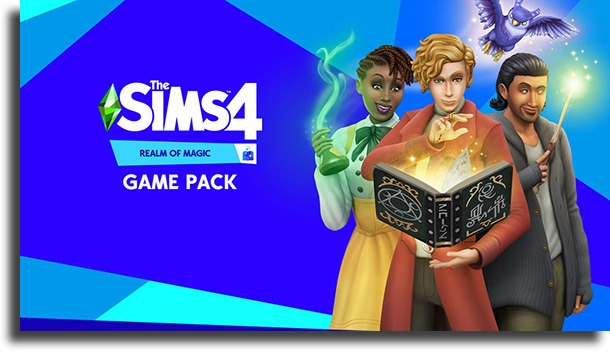 Intro The Sims 4 Realm of Magic