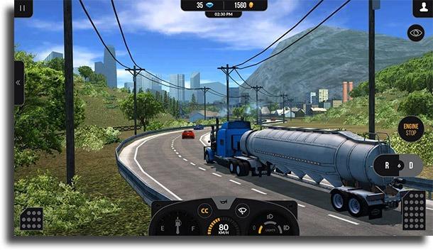 Truck Simulator Pro 2 best online truck games