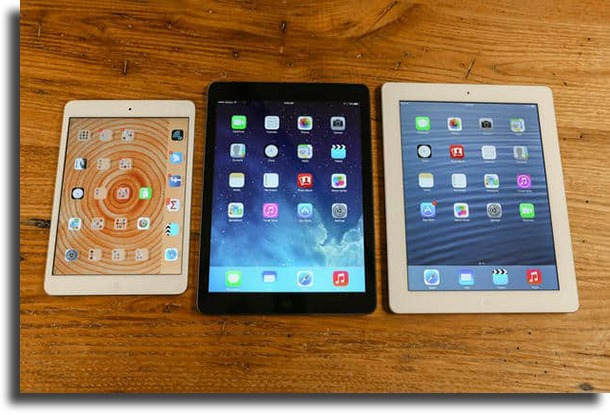 Update your iOS fix a slow iPad