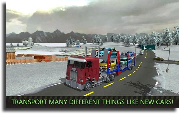 USA Truck Driver best online truck games