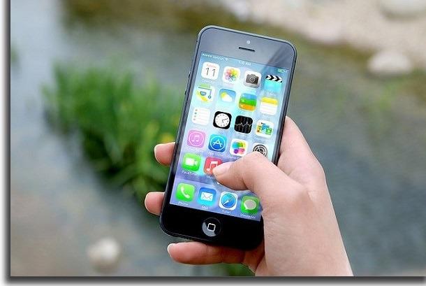 deixar o iphone mais seguro