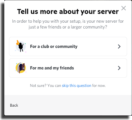 What kind of server will it be?