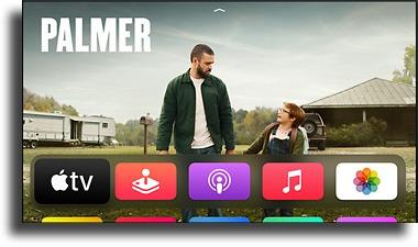 Interface Apple TV vs Fire TV