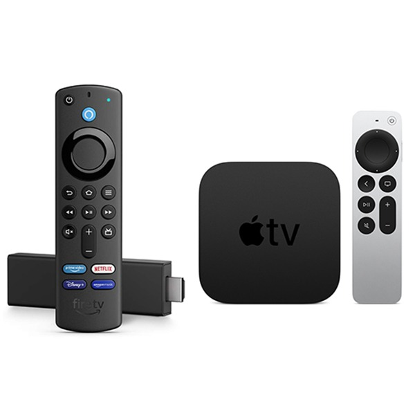 Apple TV vs Fire TV: ¿Cuál escoger para tu TV?