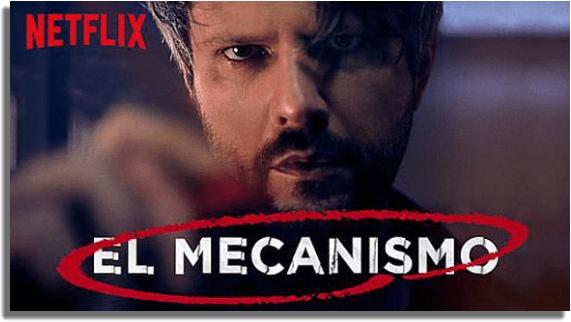 El Mecanismo series brasileñas en Netflix