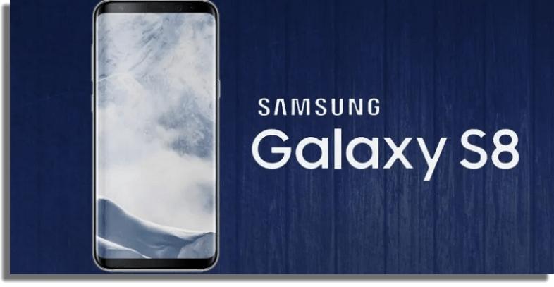 problemas más comunes del Galaxy S8