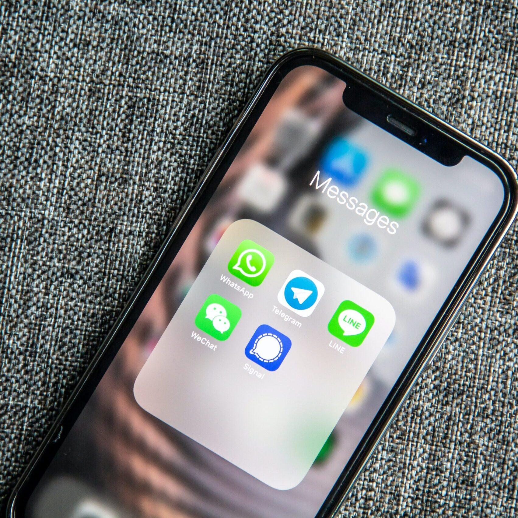 Qué hacer cuando una aplicación se cierra sola en iPhone