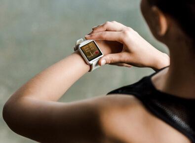 destaque Réplica do Apple Watch