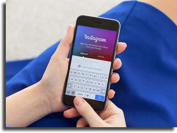Create a hard password protect your Instagram account